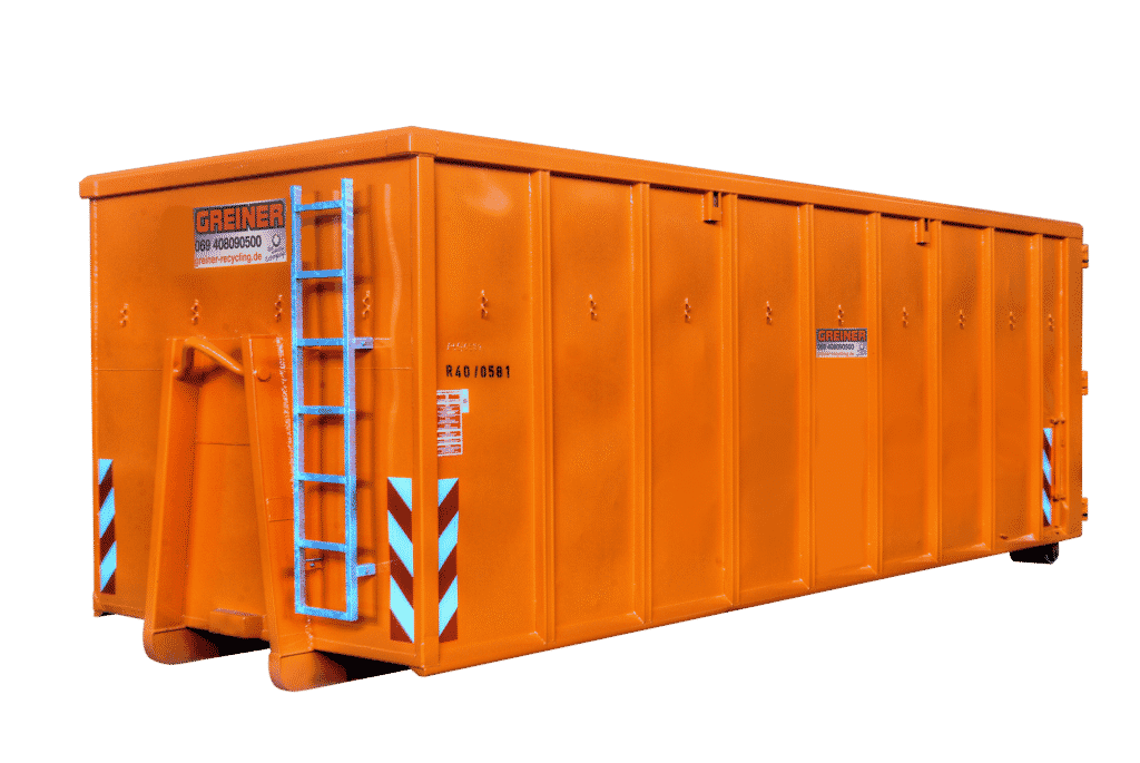 40 cbm Abrollcontainer_trans